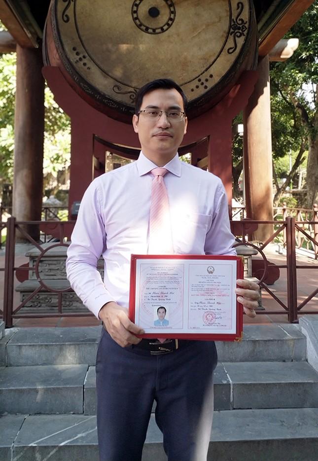 Đại học Duy Tân có thêm 4 tân Phó Giáo sư ảnh 2