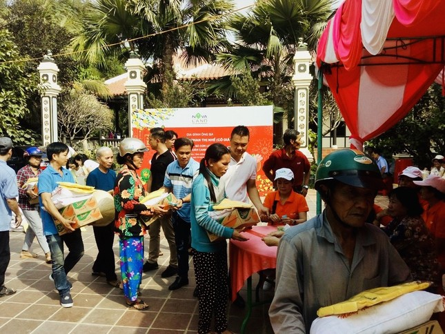 Niềm vui 'nước sạch học đường' trước thềm năm mới tại huyện Bình Đại – Bến Tre ảnh 5