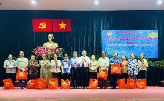Niềm vui 'nước sạch học đường' trước thềm năm mới tại huyện Bình Đại – Bến Tre ảnh 7