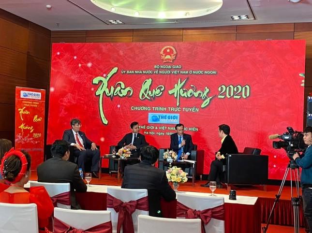 Công ty CP Tiền Phong tham gia thực hiện tọa đàm trực tuyến Xuân quê hương 2020 ảnh 2