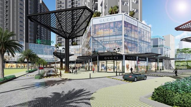 Shophouse kết nối trực tiếp ga Metro: đỉnh cao mới của đầu tư ảnh 1