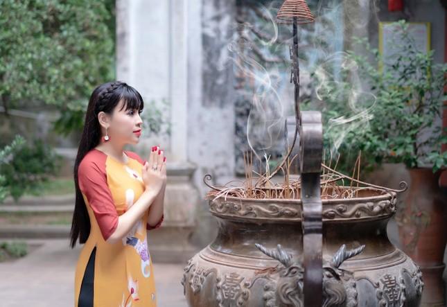 Bình yên sớm mùng 1 Tết cùng Hoa hậu Đại Dương doanh nhân quốc tế Phạm Bích Thủy ảnh 3