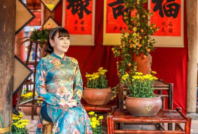 Bình yên sớm mùng 1 Tết cùng Hoa hậu Đại Dương doanh nhân quốc tế Phạm Bích Thủy ảnh 4