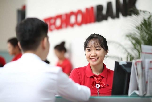 Techcombank đạt lợi nhuận trước thuế cả năm ở mức 12,8 nghìn tỷ đồng ảnh 1