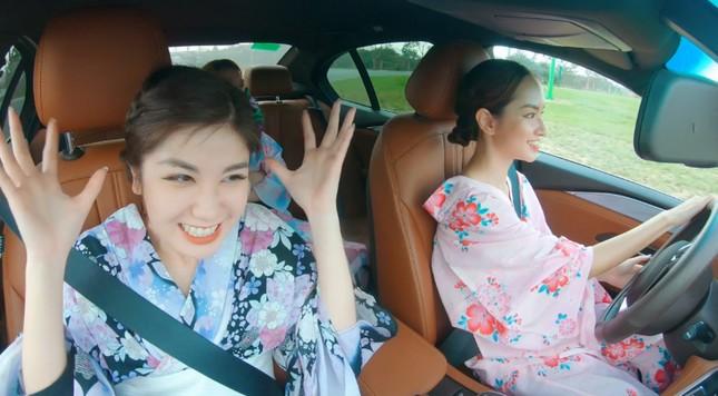 Bắt gặp nhóm bạn thân hotgirl của An Japan tại xứ sở anh đào giữa lòng Hà Nội ảnh 9