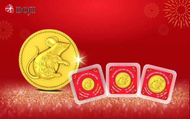 Doanh nghiệp vàng chạy đua ngày Thần tài ảnh 1