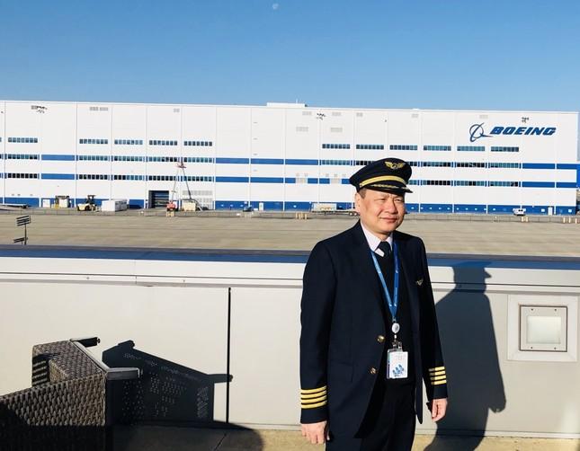 Gặp cơ trưởng cầm lái 'khách sạn 5 sao di động' Boeing 787-9 Dreamliner ảnh 1