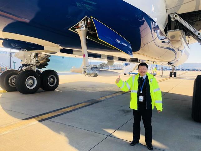 Gặp cơ trưởng cầm lái 'khách sạn 5 sao di động' Boeing 787-9 Dreamliner ảnh 2