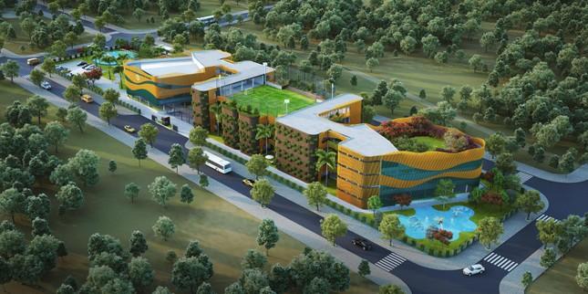Kiên Giang: Khởi công xây dựng trường học chuẩn quốc tế ảnh 2