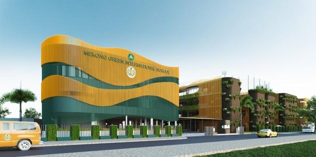 Kiên Giang: Khởi công xây dựng trường học chuẩn quốc tế ảnh 3