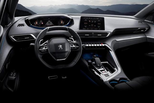 Bộ đôi SUV Peugeot 3008 & 5008 có thêm phiên bản mới ảnh 1