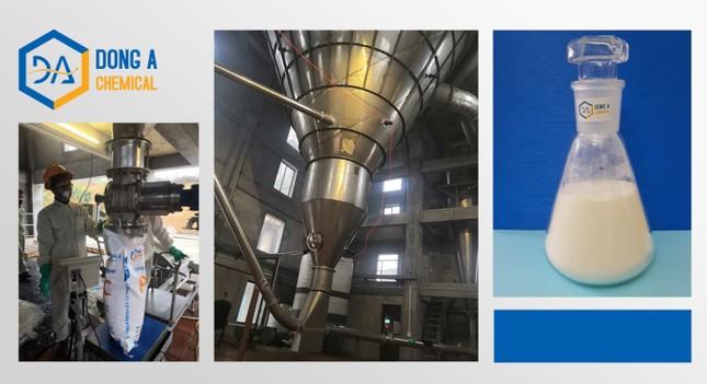 Hóa chất Đông Á tiên phong trong sản xuất sản phẩm PAC bột 30% xử lý nước ở VN ảnh 2