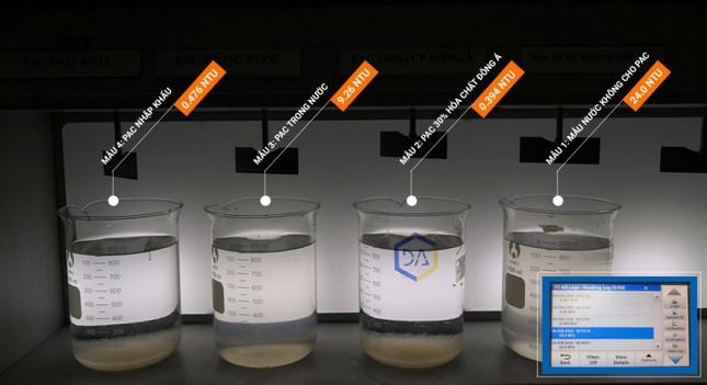 Hóa chất Đông Á tiên phong trong sản xuất sản phẩm PAC bột 30% xử lý nước ở VN ảnh 3