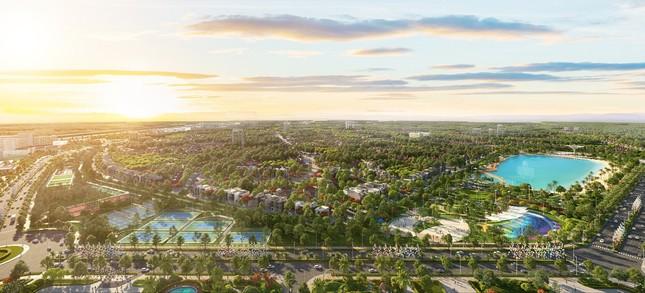 Ra mắt Sapphire Parkville – 'tâm điểm xanh' của Vinhomes Smart City ảnh 2