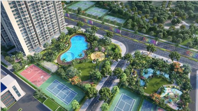Ra mắt Sapphire Parkville – 'tâm điểm xanh' của Vinhomes Smart City ảnh 4