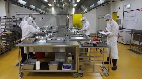 Taseco ủng hộ 50.000 suất ăn tới khu cách ly tập trung tại Hà Nội ảnh 1