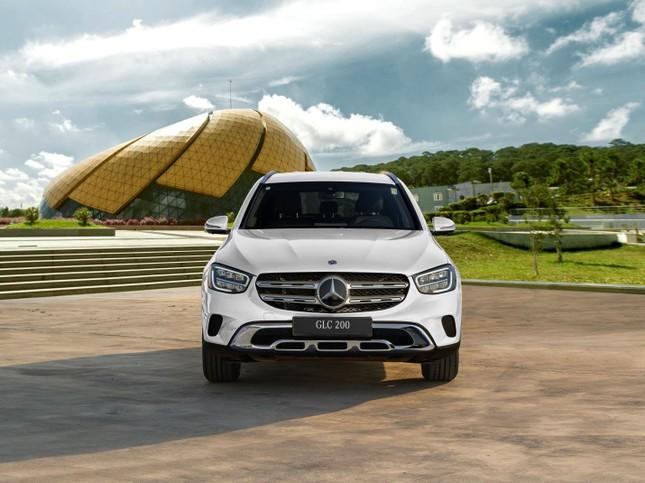 Bộ đôi Mercedes-Benz GLC hot nhất đầu năm 2020 nâng cấp công nghệ gì mới? ảnh 1
