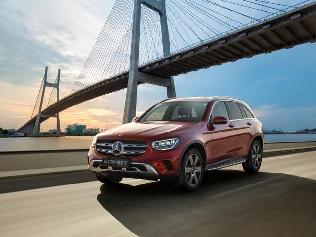 Bộ đôi Mercedes-Benz GLC hot nhất đầu năm 2020 nâng cấp công nghệ gì mới? ảnh 2