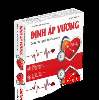 Định Áp Vương - Phương pháp phòng ngừa biến chứng tăng huyết áp hiệu quả ảnh 3