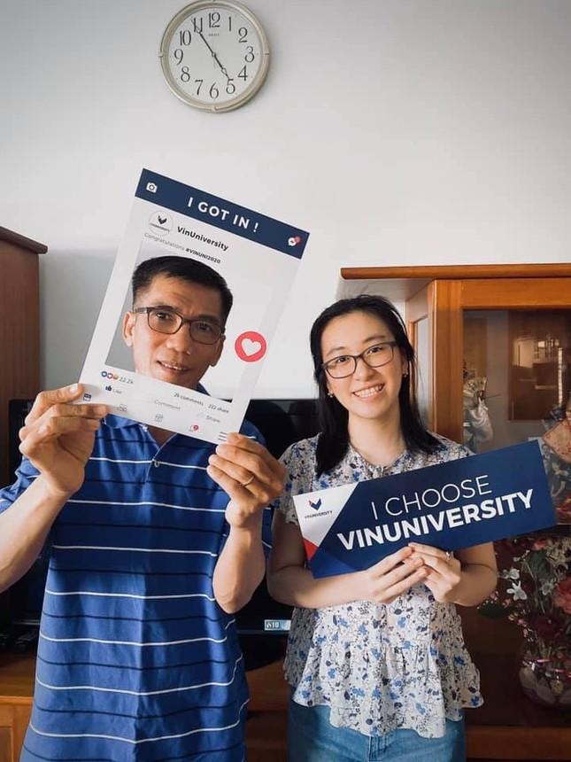 Nữ sinh Nhật Bản giành học bổng toàn phần với mục tiêu 'phải đến VinUni học ngành Y' ảnh 3