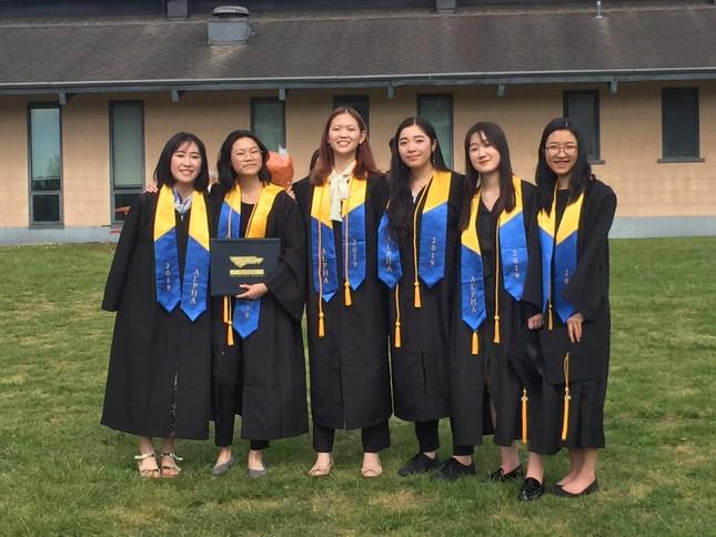 Nữ sinh Nhật Bản giành học bổng toàn phần với mục tiêu 'phải đến VinUni học ngành Y' ảnh 2
