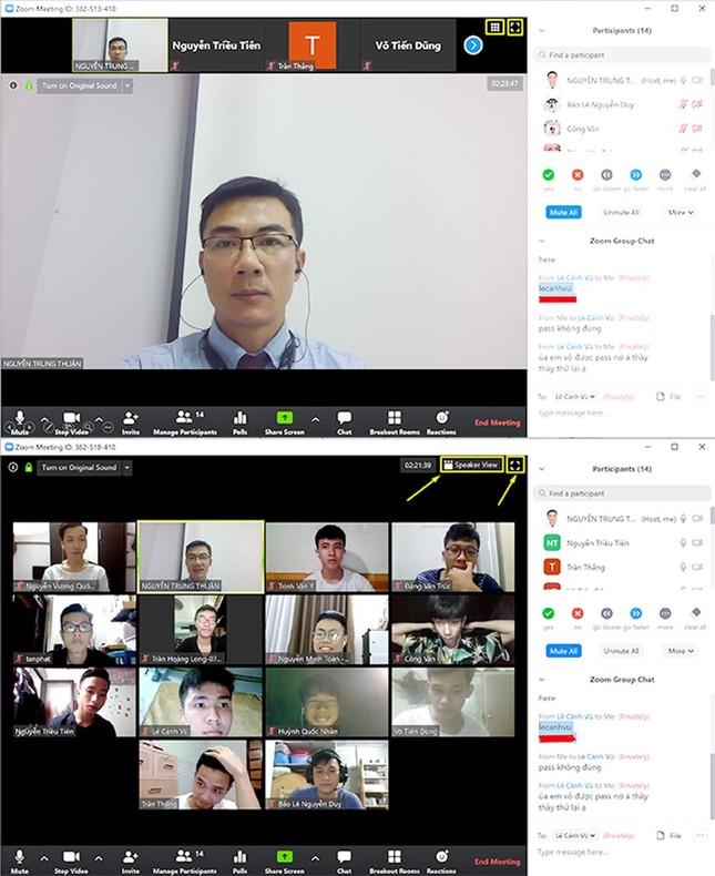 Sinh viên ĐH Duy Tân chuyển sang học toàn bộ Online giữa dịch COVID-19 ảnh 5