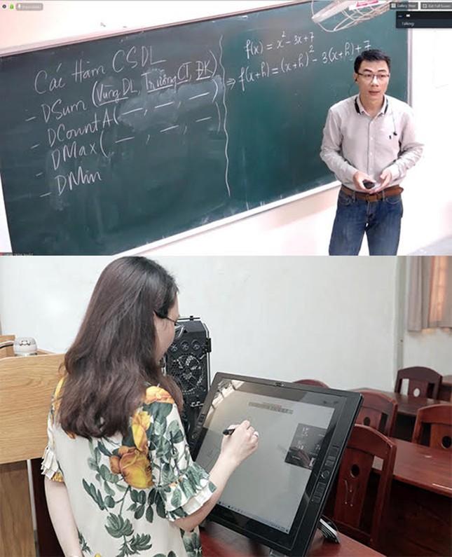 Sinh viên ĐH Duy Tân chuyển sang học toàn bộ Online giữa dịch COVID-19 ảnh 6
