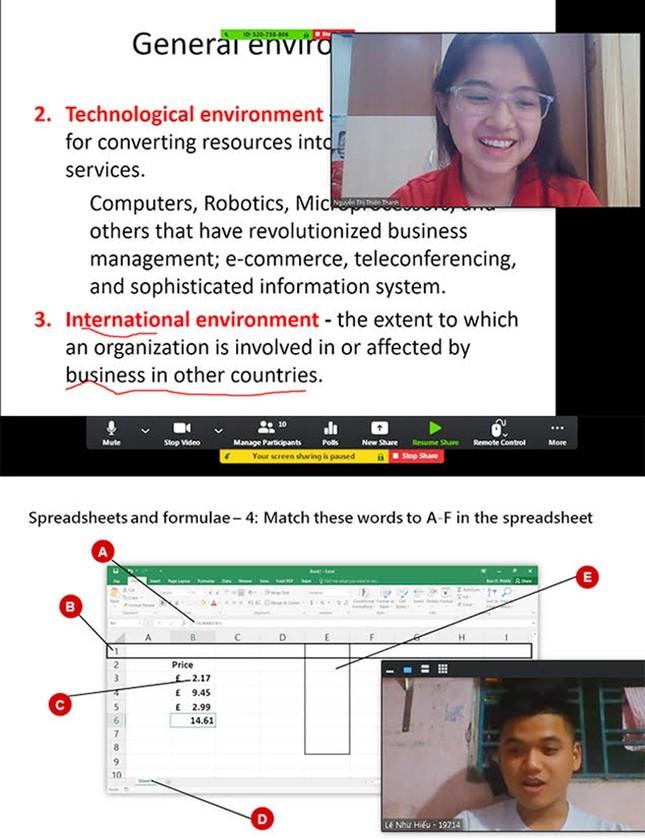 Sinh viên ĐH Duy Tân chuyển sang học toàn bộ Online giữa dịch COVID-19 ảnh 8
