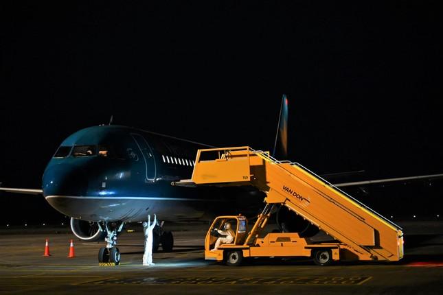 Giám đốc sân bay Vân Đồn nói về 3 mũi nhọn tạo nên quy trình tối ưu đón khách vùng dịch về ảnh 2