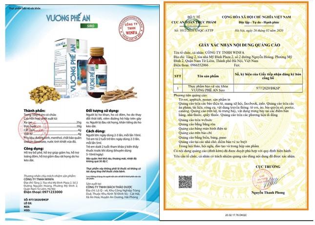 Vương Phế An - Giải pháp đột phá giảm viêm họng hạt, viêm amidan ảnh 5