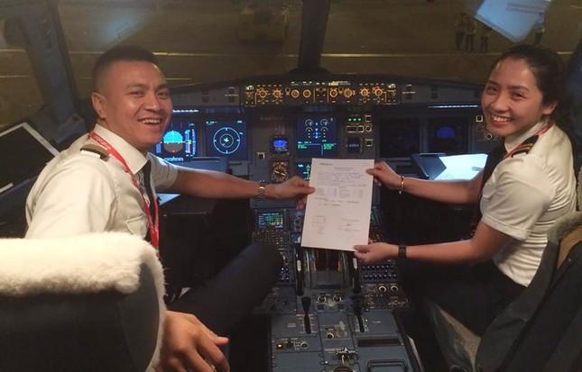 Nữ phi công Vietjet lạc quan trong đại dịch ảnh 1