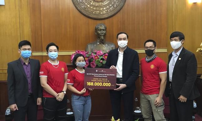 Công ty Pernod Ricard chung tay đồng hành cùng Việt Nam chống đại dịch COVID-19 ảnh 3
