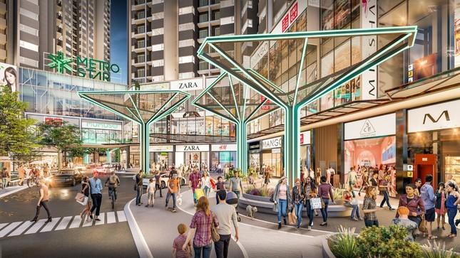 Shophouse Metro Star liên tục 'gây sốt' cho các nhà đầu tư ảnh 1