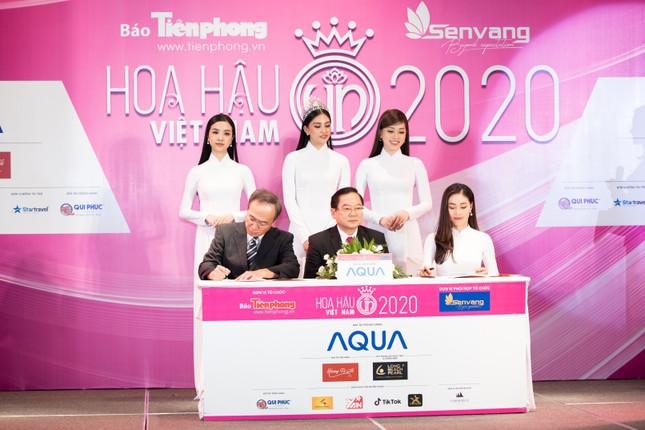 Aqua Việt Nam đồng hành cùng hoa hậu Việt Nam tôn vinh phụ nữ Việt ảnh 1