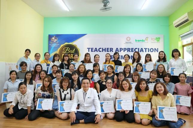 Tôn vinh 67 giáo viên giỏi và câu chuyện cổ tích Ivy ảnh 2