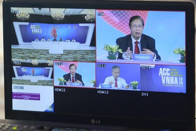 Hội thảo trực tuyến: Từ ACC đến VNHA 2020 – Cập nhật xu hướng điều trị tim mạch nổi bật ảnh 1