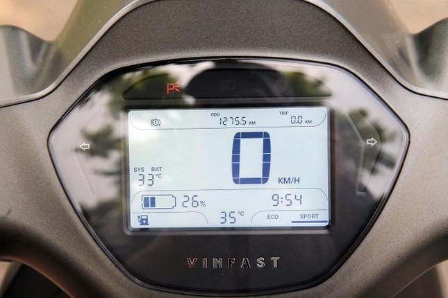 Khám phá loạt công nghệ thông minh của xe máy điện VinFast ảnh 6