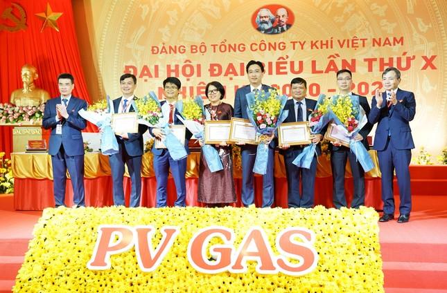 Đảng bộ PV GAS tổ chức thành công Đại hội Đại biểu lần X, nhiệm kỳ 2020 – 2025 ảnh 1