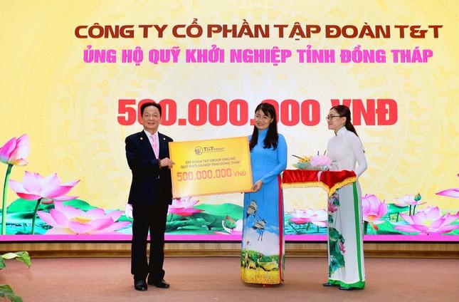 Tập đoàn T&T Group hợp tác chiến lược toàn diện với tỉnh Đồng Tháp ảnh 3