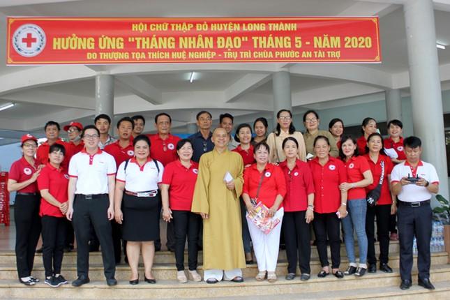 Vedan Việt Nam tặng 4 căn nhà và đồng hành cùng Hội Chữ thập đỏ huyện Long thành, Đồng Nai ảnh 2