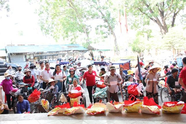 Vedan Việt Nam tặng 4 căn nhà và đồng hành cùng Hội Chữ thập đỏ huyện Long thành, Đồng Nai ảnh 3