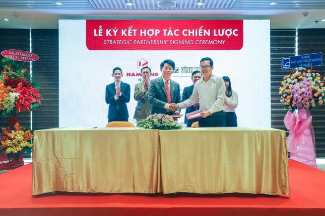 Saint-Gobain VN hợp cung cấp độc quyền giải pháp trần tường thạch cao cho dự án Nam Long ảnh 1