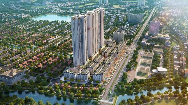 Hạ tầng đồng bộ - Lợi thế của các dự án phía Tây thủ đô ảnh 1
