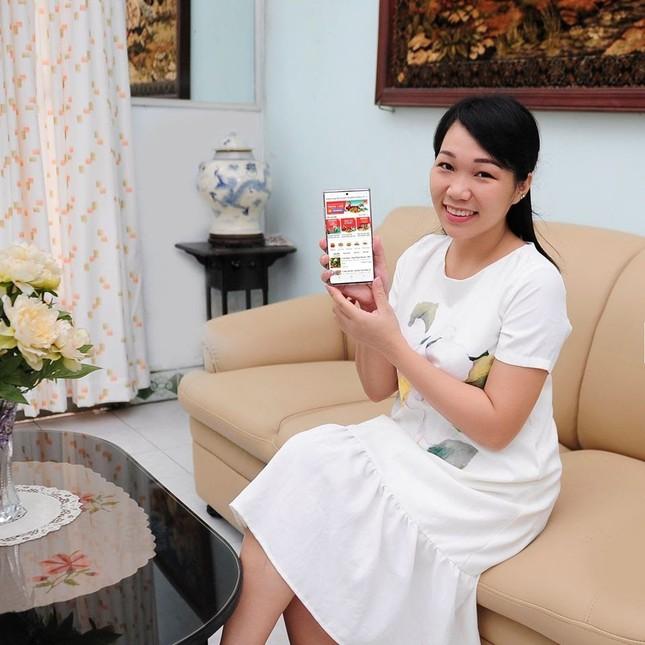 'ĐI CHỢ ONLINE' giải pháp mua sắm tiện lợi, tiết kiệm của bà nội trợ Việt hiện đại ảnh 3