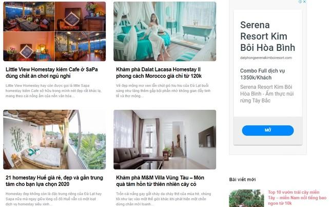 Website review homestay: giải pháp cho chủ host thu hút khách hàng ảnh 4