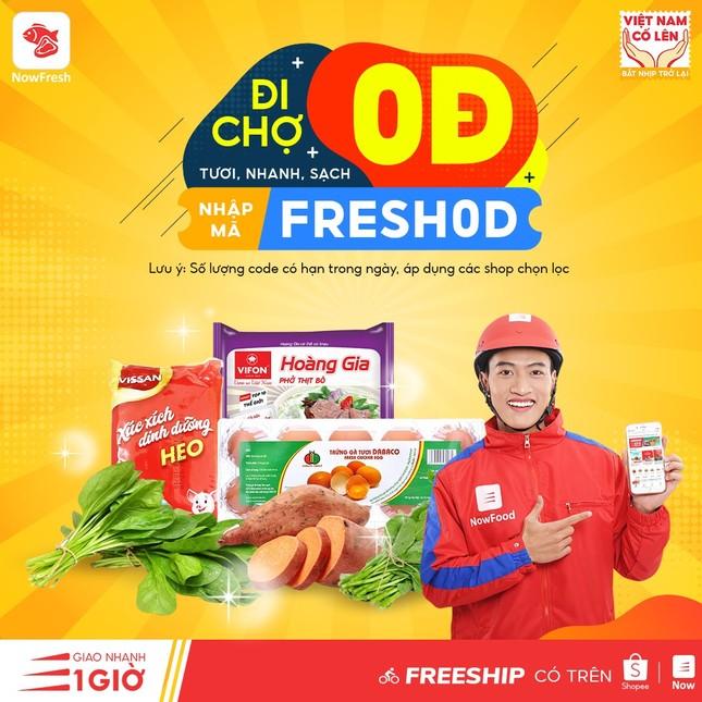 'ĐI CHỢ ONLINE' giải pháp mua sắm tiện lợi, tiết kiệm của bà nội trợ Việt hiện đại ảnh 6