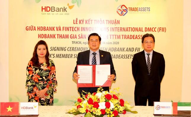 HDBank tham gia TRADEASSETS nhằm số hóa hoạt động tài trợ thương mại ảnh 1