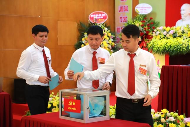 Đảng bộ Agribank Sóc Sơn tổ chức thành công đại hội ảnh 1