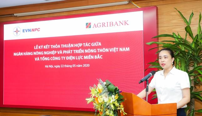 Agribank và Tổng Công ty Điện lực Miền Bắc – Nâng tầm hợp tác ảnh 1