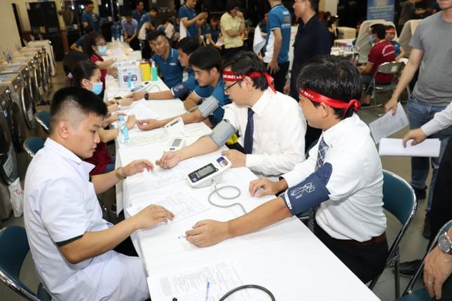 AQUA Việt Nam tổ chức thành công chương trình Hiến máu nhân đạo ảnh 1
